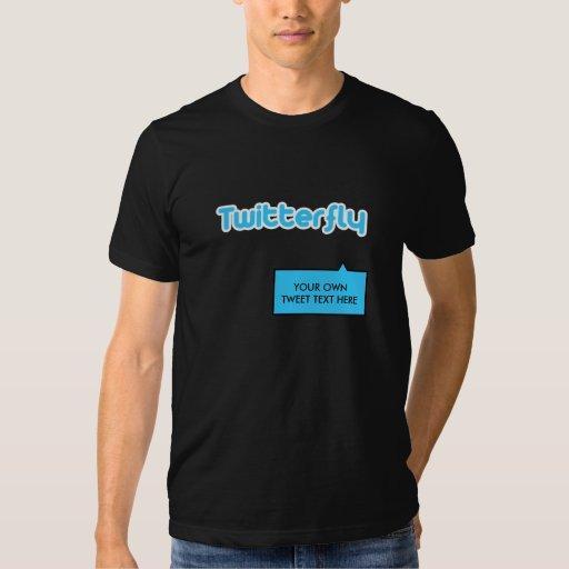Twitterfly Playeras