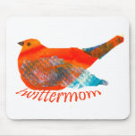 TwitterMom Mouse Pads