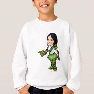 Twitterpate Mystery Island Staff Player Sweatshirt
