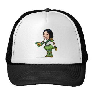 Twitterpate Mystery Island Staff Player Trucker Hat