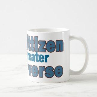 Twitterverse Twittizen Coffee Mug