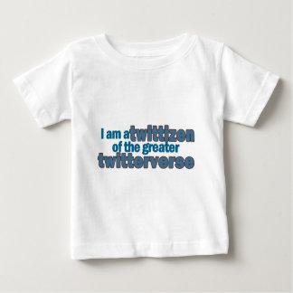 Twitterverse Twittizen Shirt