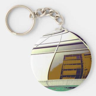 Twizted City Keychain