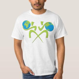 TWLG Green Man Logo Series #12 T-Shirt