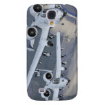 Two A-10C Thunderbolt II aircraft fly in format Samsung Galaxy S4 Case