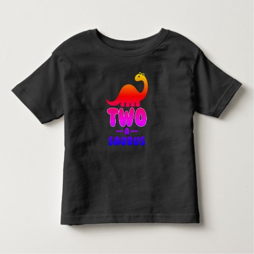 Two_A_Suarus Toddler T_shirt