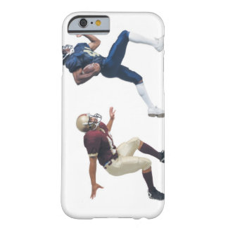 two african american american football players barely there iPhone 6 case
