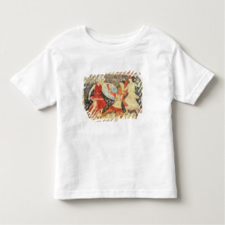 Two Amazons in combat with a Greek Toddler T-shirt
