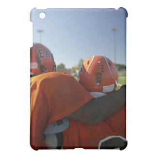 Two American football players looking at playing Cover For The iPad Mini