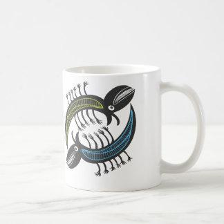 Two Amusing fantasy beastys Coffee Mug