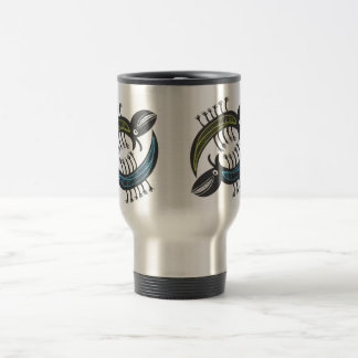 Two Amusing fantasy beastys Travel Mug