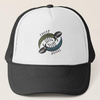 Two Amusing fantasy beastys Trucker Hat