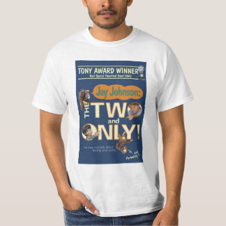 Two and Only Poster T-Shirt