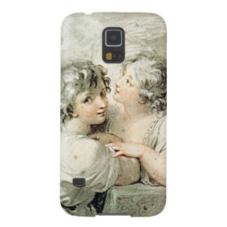 Two angels 18th century case for galaxy s5