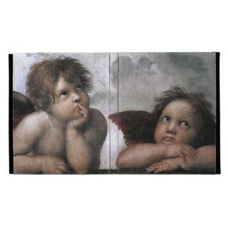Two Angels, Raphael Fine Art iPad Cases
