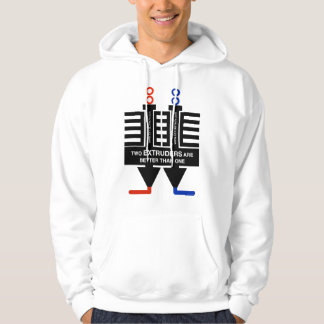 Two Are Better Than One! Hoodie