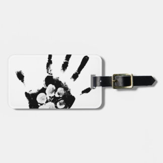 Two are One Luggage Tag