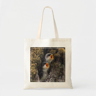 Two Baby Tree Swallows Tote Bag