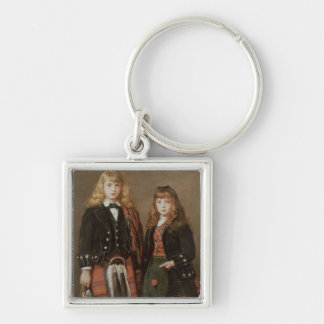 Two Bairns Keychain