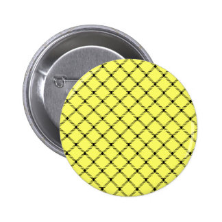 Two Bands Small Diamond-Black on Unmellow Yellow Pins