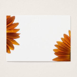 Two Bashful Sunflowers Business Card