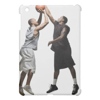 Two basketball players iPad mini covers