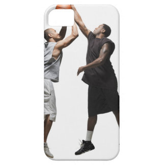 Two basketball players iPhone SE/5/5s case