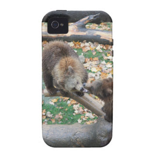 Two bears Case-Mate iPhone 4 cover
