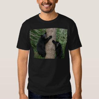 two bears in a tree shirt