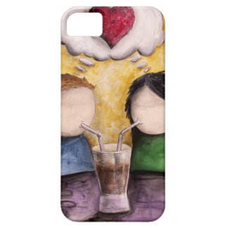 """""""Two Become One"""" iPhone Case"""