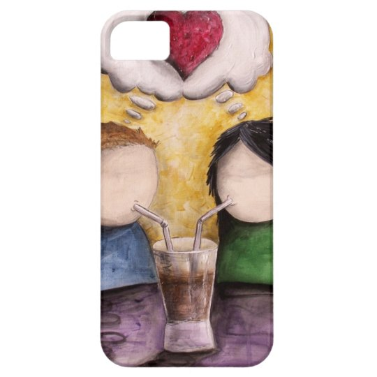 """Two Become One"" iPhone Case"
