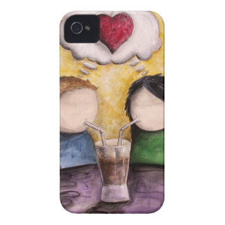 """Two Become One"" iPhone Case iPhone 4 Case-Mate Cases"