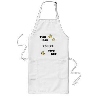 Two Bee Long Apron