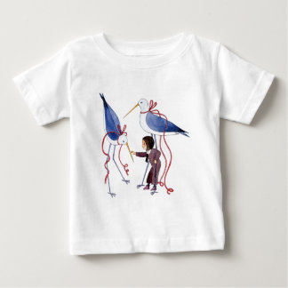 Two birds baby T-Shirt
