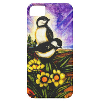 Two Birds By The Sea Case iPhone 5 Covers