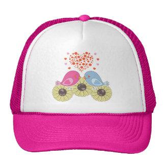 Two Birds in Love Trucker Hat