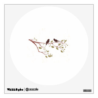 Two birds on single limb graphic.png room decals