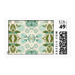 Two Birds postage stamp