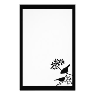 Two Birds Stationery Paper