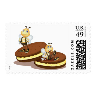 Two Biscuits Postage
