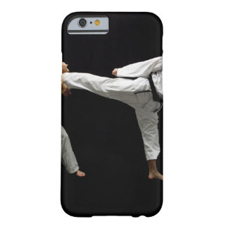 Two Blackbelts Sparring 2 Barely There iPhone 6 Case