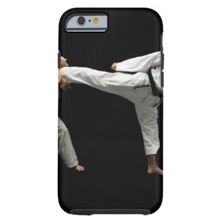 Two Blackbelts Sparring 2 iPhone 6 Case