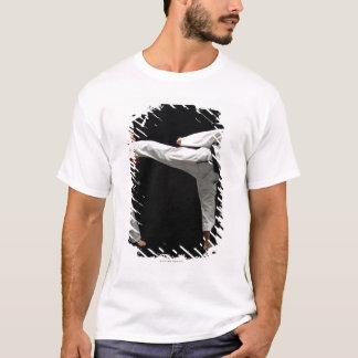 Two Blackbelts Sparring 2 T-Shirt