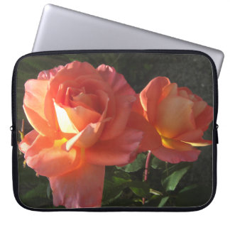 Two Blooms Laptop Sleeve