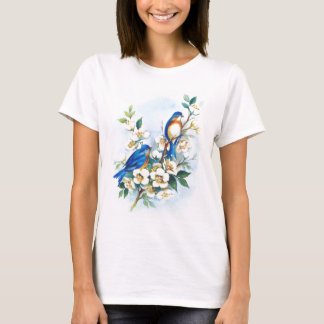 Two Bluebirds T-Shirt
