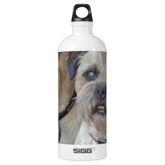Two Border terriers SIGG Traveler 1.0L Water Bottle