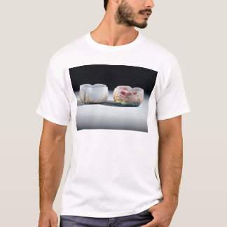 Two bowls by Daum, Nancy, France T-Shirt
