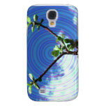 Two branches plant with spiral.jpg galaxy s4 covers