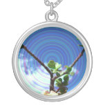 Two branches plant with spiral.jpg necklaces
