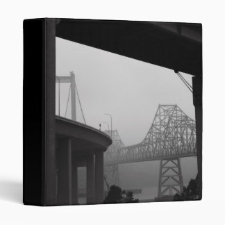 Two Bridges in a Fog Binder